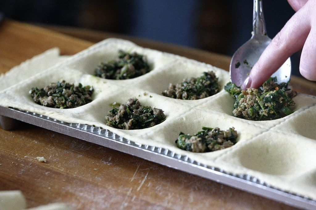 Take a look at our delicious Homemade Ravioli recipe with easy to follow step-by-step pictures.
