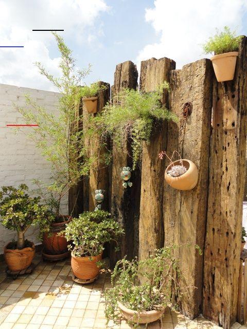 Pin Von Xavi Capdevila Auf Garden Ideas In 2020 Sichtschutzzaun Garten Holzwand Garten Garten