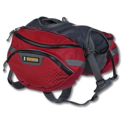 Ruffwear Hunderucksack Palisades Pack Red Currant, diverse Größen ...