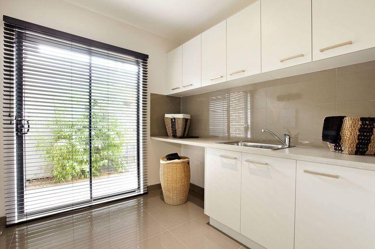 Laundries | LAUNDRY RE-DESIGN | Pinterest | Laundry cabinets ...