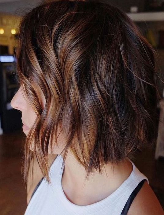 Top Fall-Winter Hair Color Ideas for Short Hairstyles 2017 - 2018 ...