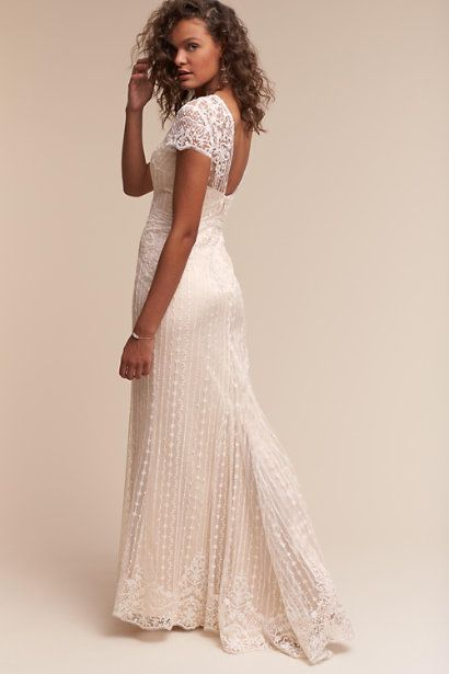 BHLDN Selah Gown, $600 Size: 0 | Used Wedding Dresses