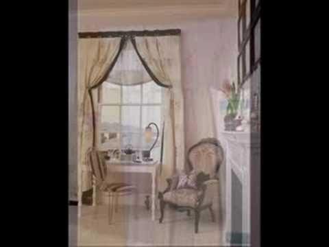 Curtain Design for Home Interiors