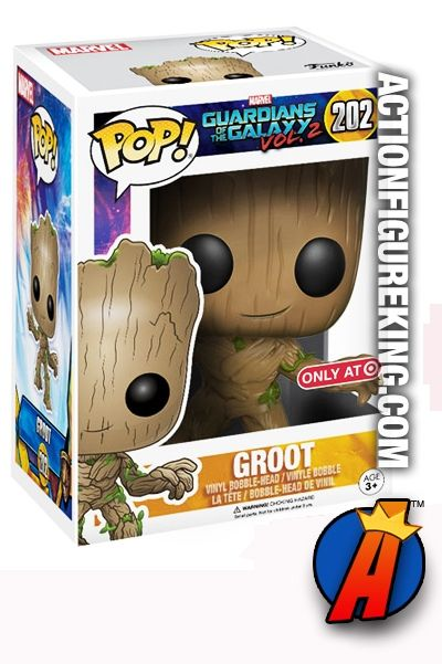Funko Pop Marvel Gotg 10 Inch Groot Target Exclusive Figure Quickly And Easily Search Thousands Of New A Funko Toys Bobblehead Figures Funko Pop Marvel