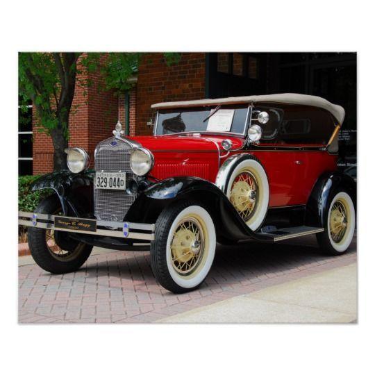 Car Poster   Zazzle.com