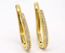 Brinco de Argolas Diamantes Ouro 18k 750 (6)   Joias - Jewelry ... 31dee44d95