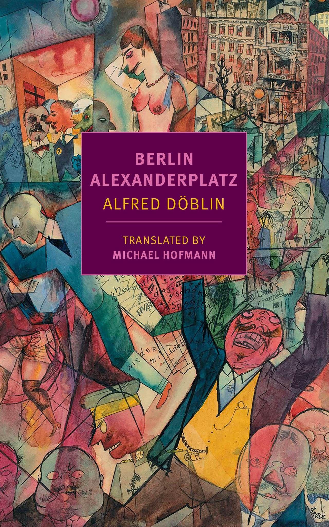 Berlin Alexanderplatz Top 100 Books Books Berlin
