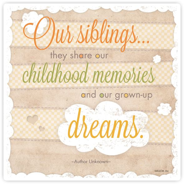National Sibling Day Quotes sibling quote   Google Search | Older Siblings | Pinterest National Sibling Day Quotes