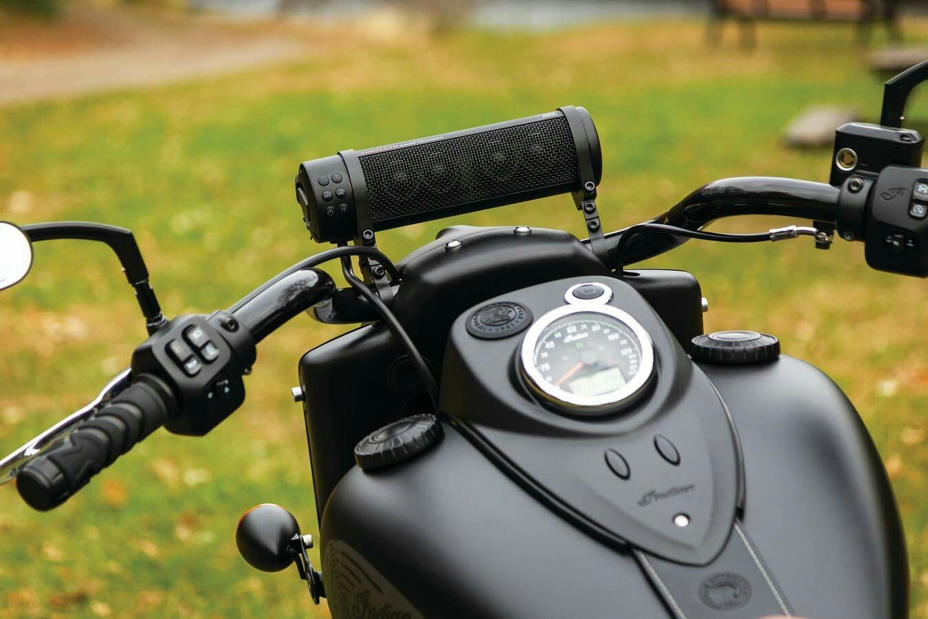Kuryakyn 2720 Mtx Road Thunder Sound Bar Thunder Weather Motorcycle Sounds
