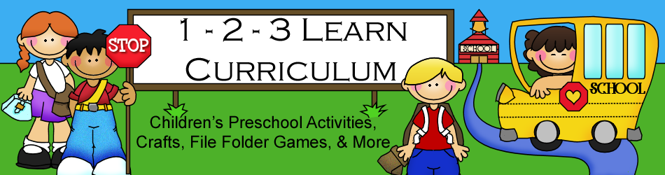 123 learn curriculum Welcome to 123 Learn Curriculum, Preschool Theme Curriculum for your ...