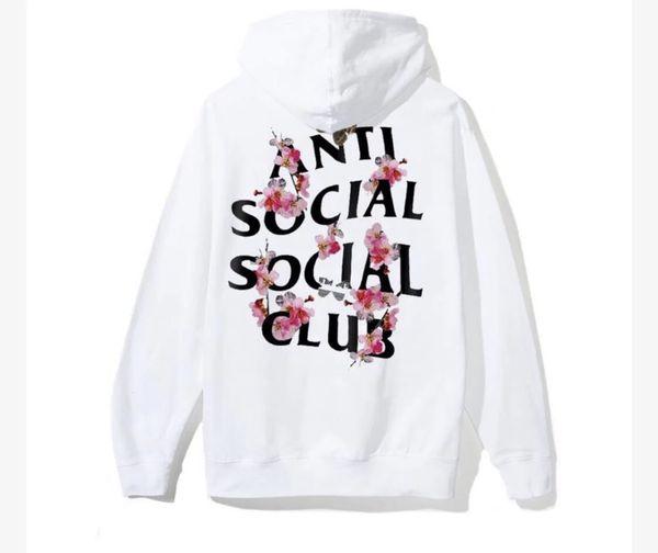 Anti Social Social Club Kkoch Hoodie For Sale In Riverside Ca Offerup Anti Social Social Club Hoodie Anti Social Social Club Anti Social Shirt