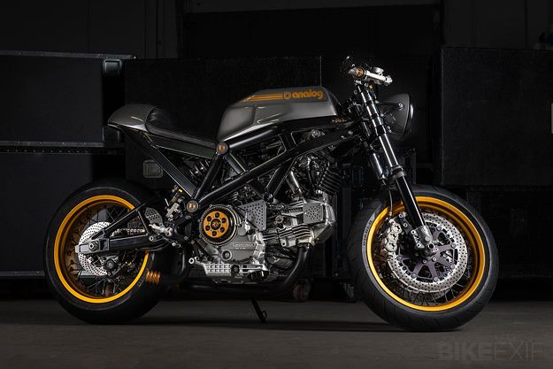 Bimota DB3 Cafe Racer by Analog Motorcycles | Gear X Head