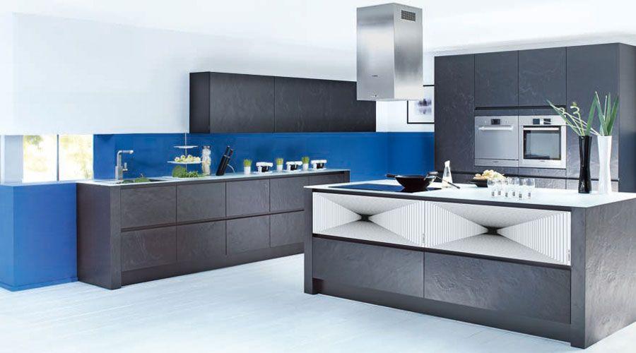 RITZENHOFF Designelemente lassen sich in jeden Küchentyp und auf - alno küchen kiel