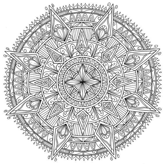 A great mandala that we stumbled upon that we just had to share with ...