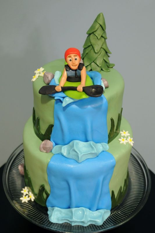 Kayak Cake Like Repin Share Follow Me Thanks Chris