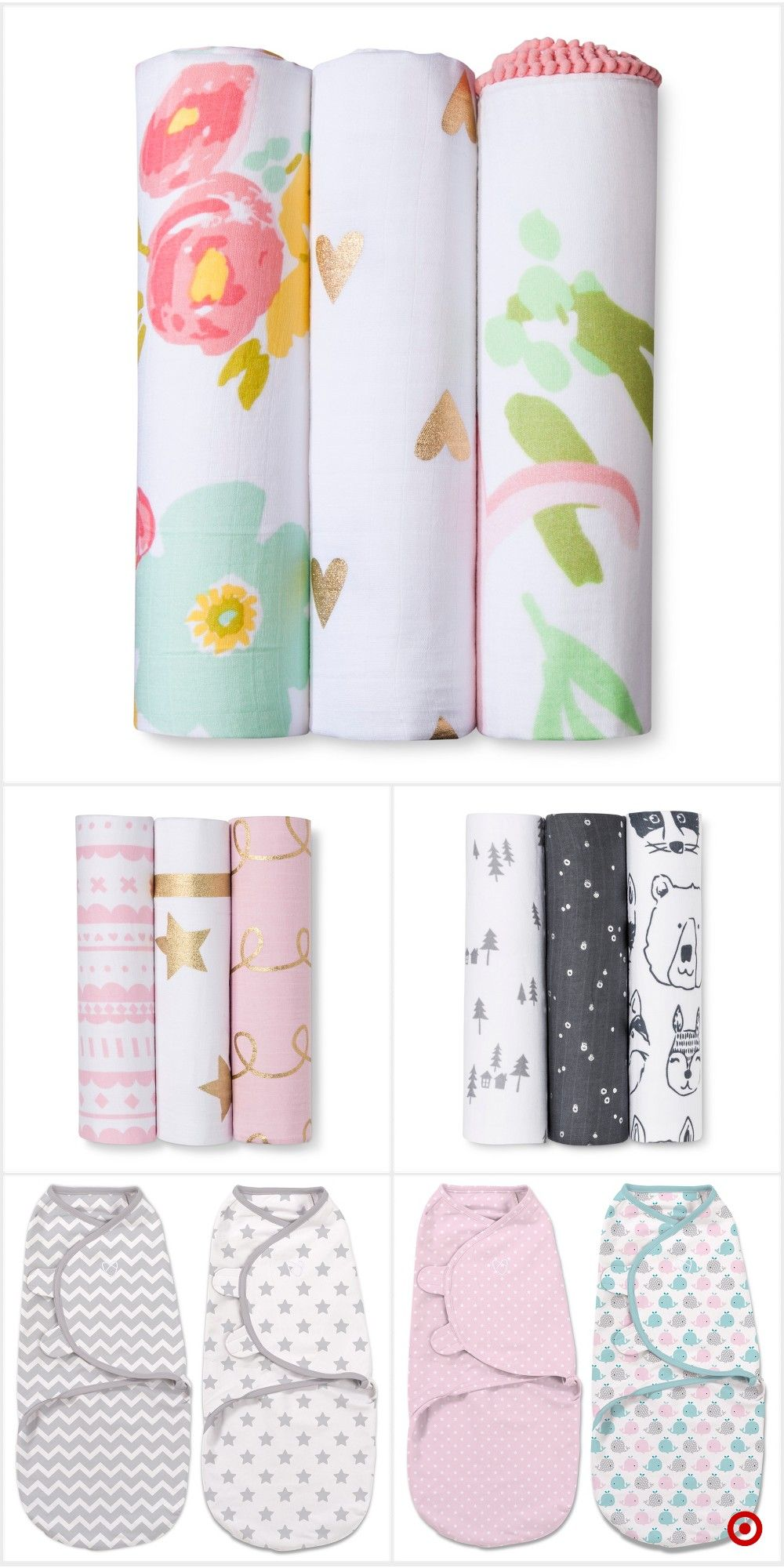 Swaddle Blankets Target Unique Shop Target For Swaddle Blanket You Will Love At Great Low Prices Inspiration Design