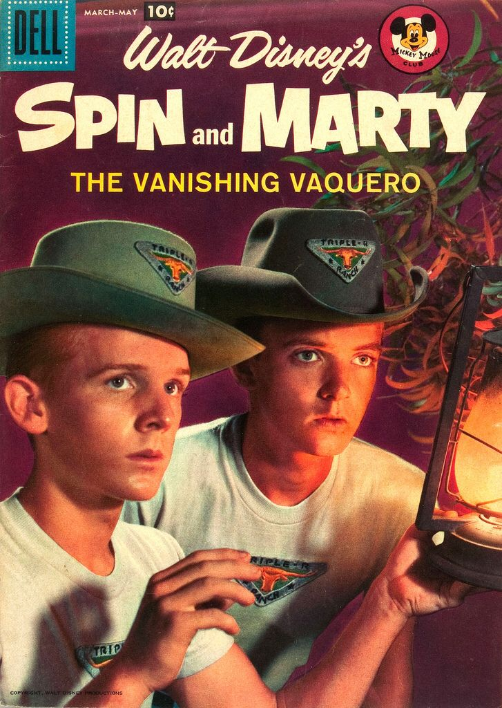 1958-03-Spin and Marty - Dell