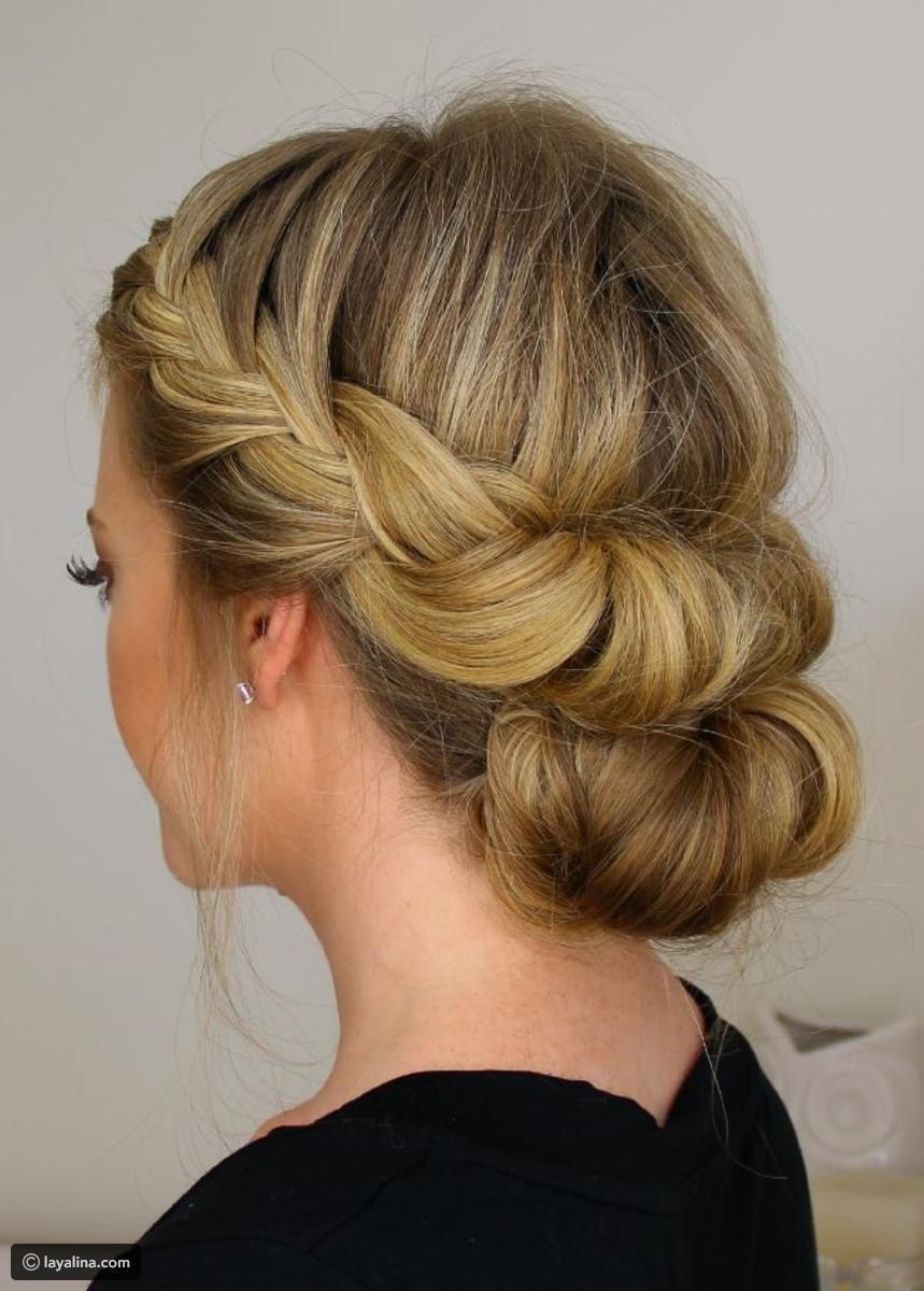 صور تسريحات شعر عملية وأنيقة للجامعة ليالينا Junior Bridesmaid Hair Bridesmaid Hair Short Hair Styles