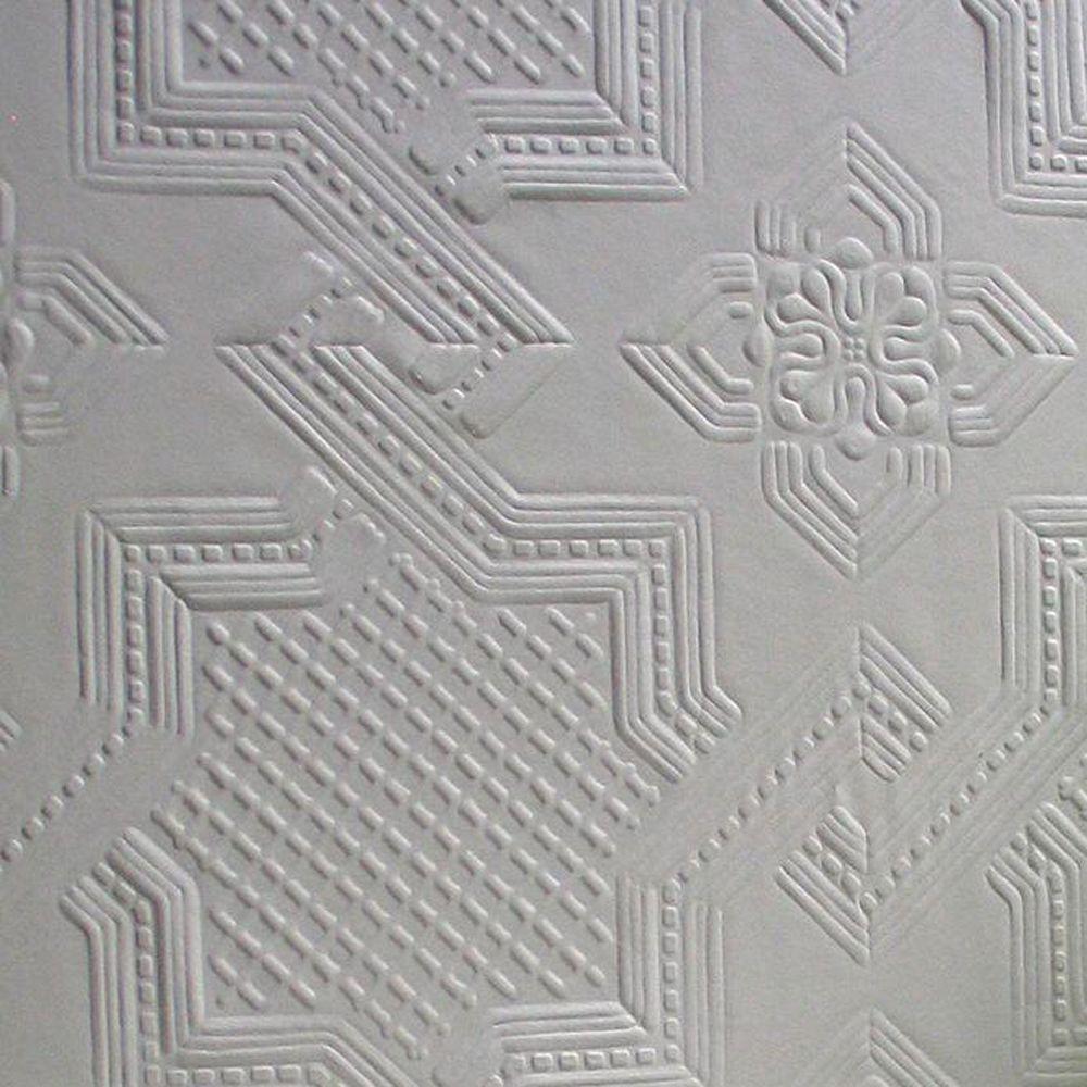 Anaglypta Seymour Paintable Supaglypta Wallpaper Sample