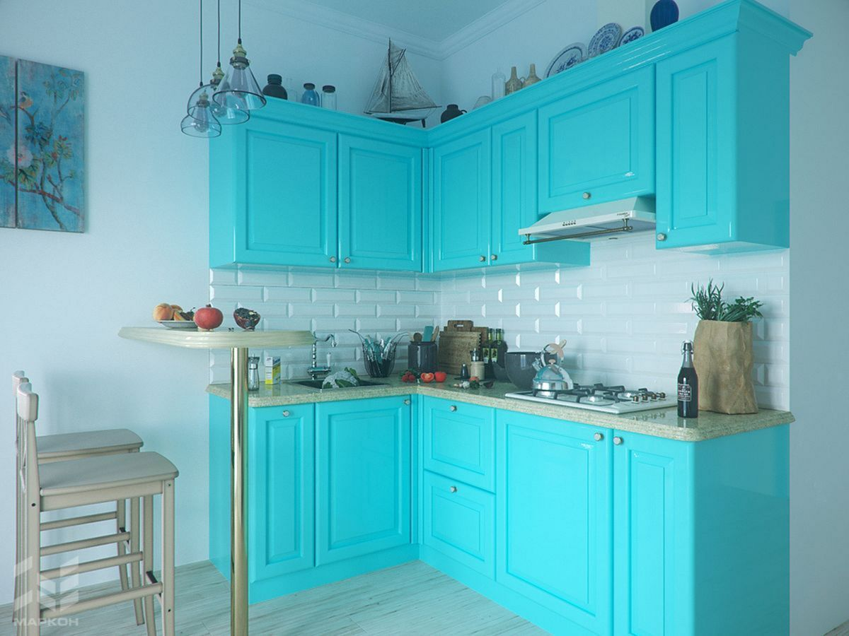 15 impressive gray and turquoise color scheme ideas for your kitchen kitchen design small on kitchen decor grey cabinets id=95806