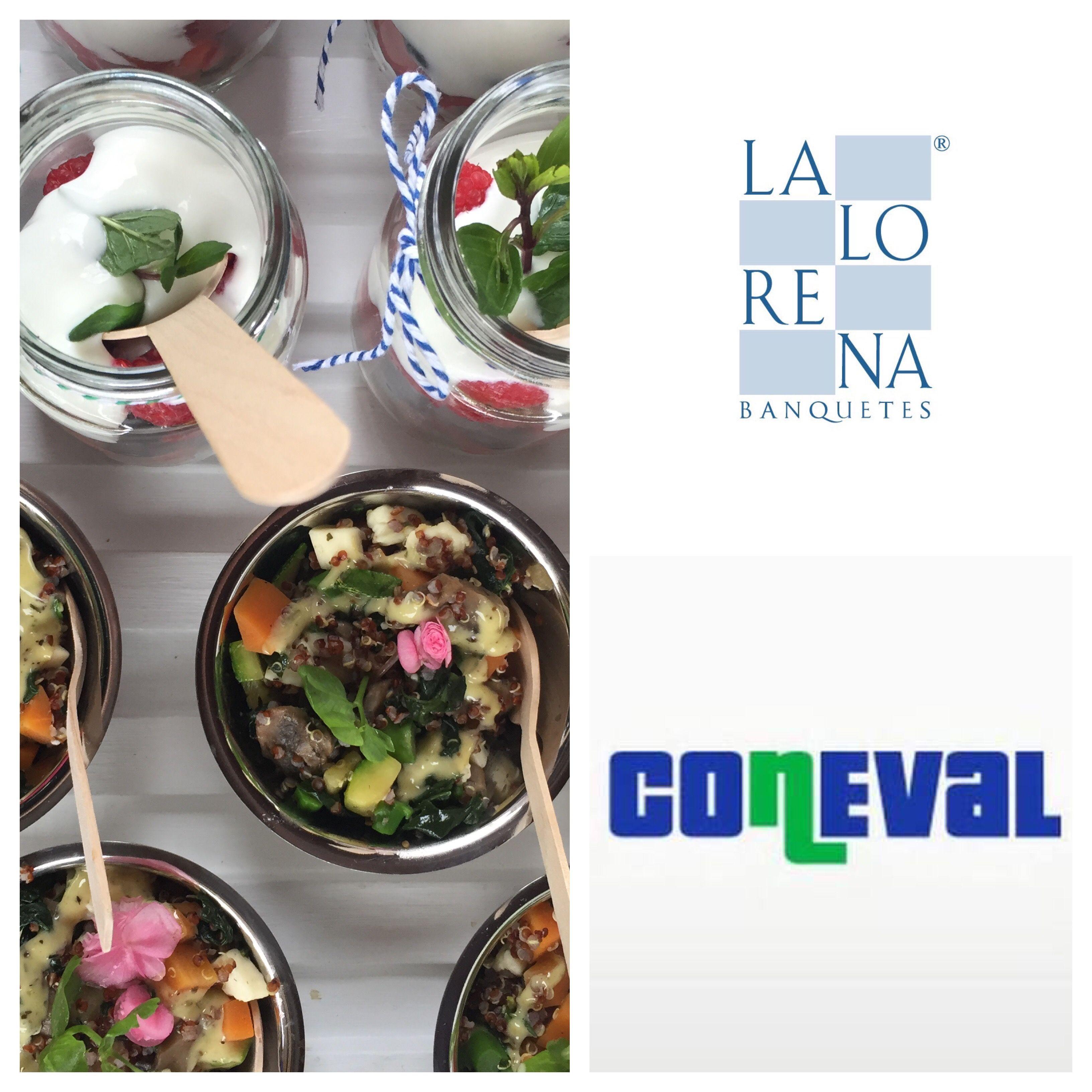 La Lorena Banquetes + Coneval + Desayuno.. #lalorena #banquetes #Coneval #desayuno #café☕️🍽🍪💚