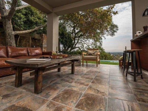 Kenya Anti Slip Kilimanjaro Tile Ctm Outdoor Tiles