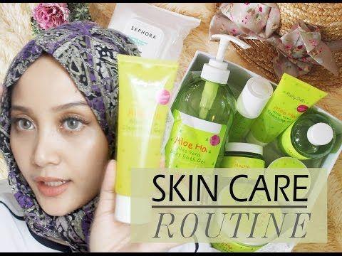 SKIN CARE ROUTINE | Bahasa Indonesia | Linda Kayhz - YouTube