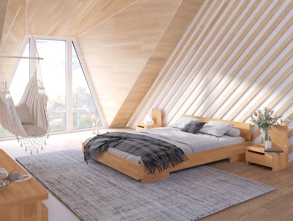 Pin Na łóżka Drewniane