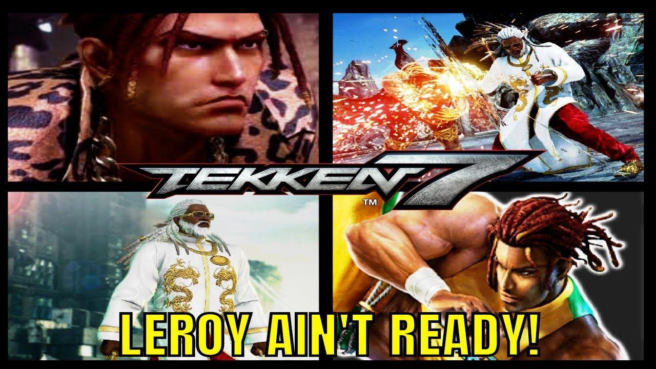 Pin On Tekken 7