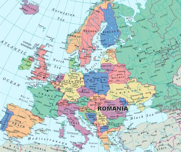 Romania map european countries eastern europe maps 2 romania romania map european countries eastern europe maps 2 gumiabroncs Image collections