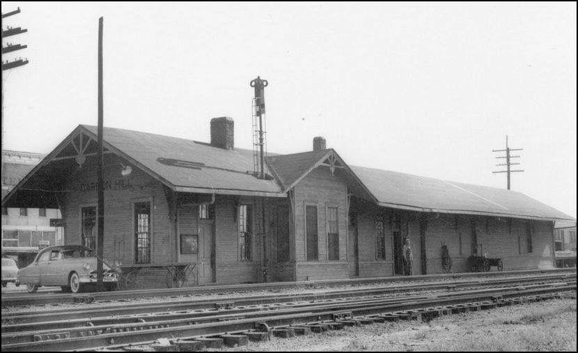 Carbon Hill Depot