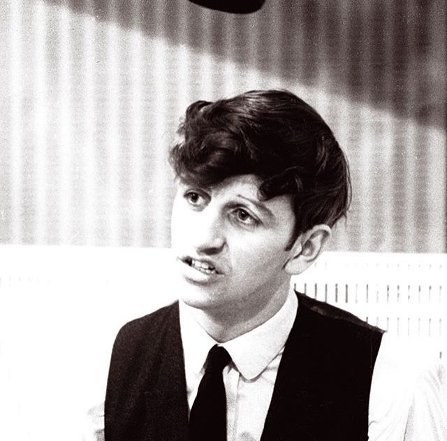 Pin by Winnifer72 on Why hello there | Ringo starr, The ...