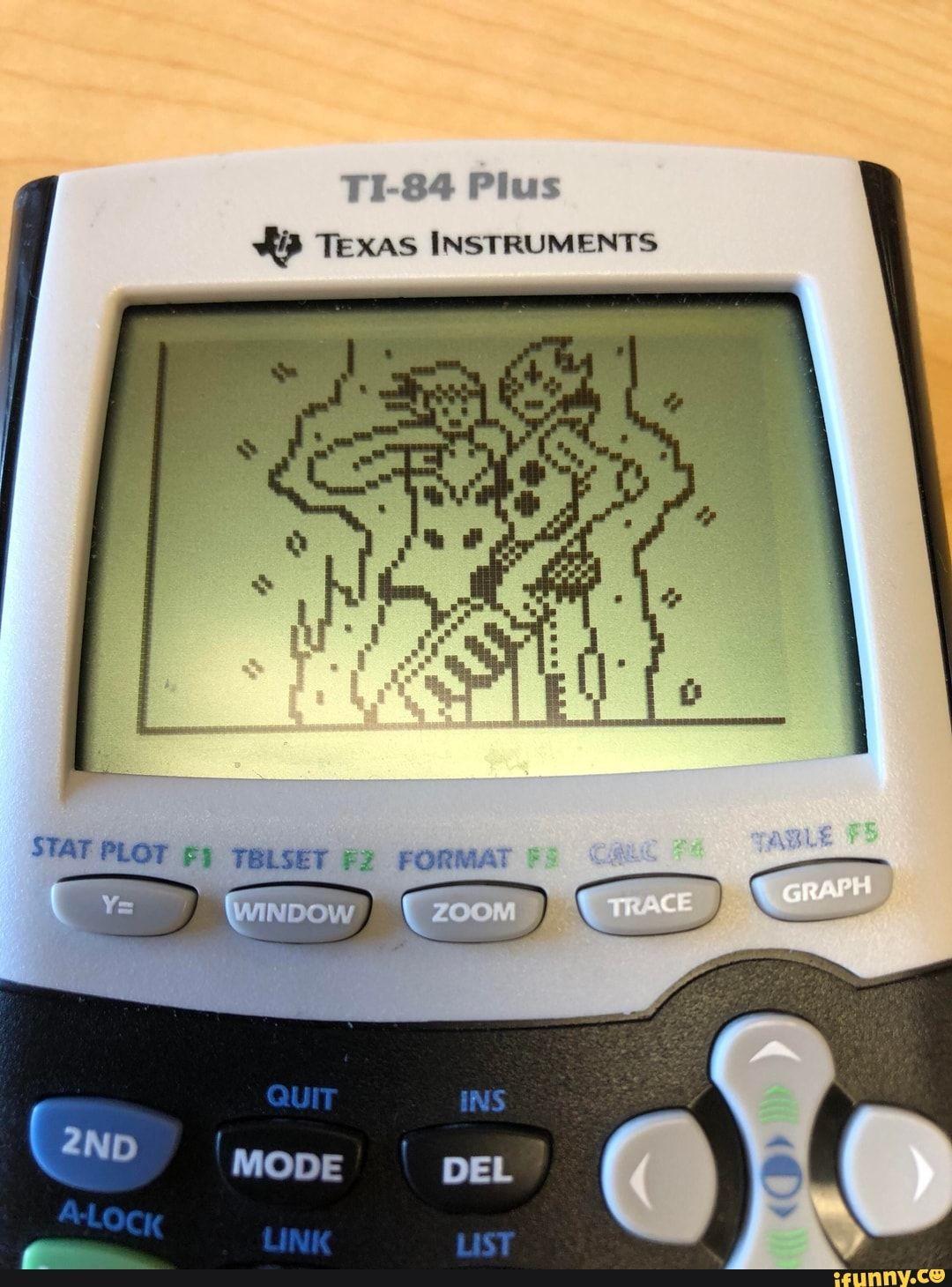 Ti 84 Pius L Texas Instruments Jojo Bizzare Adventure Jojo Bizarre Jojo S Bizarre Adventure