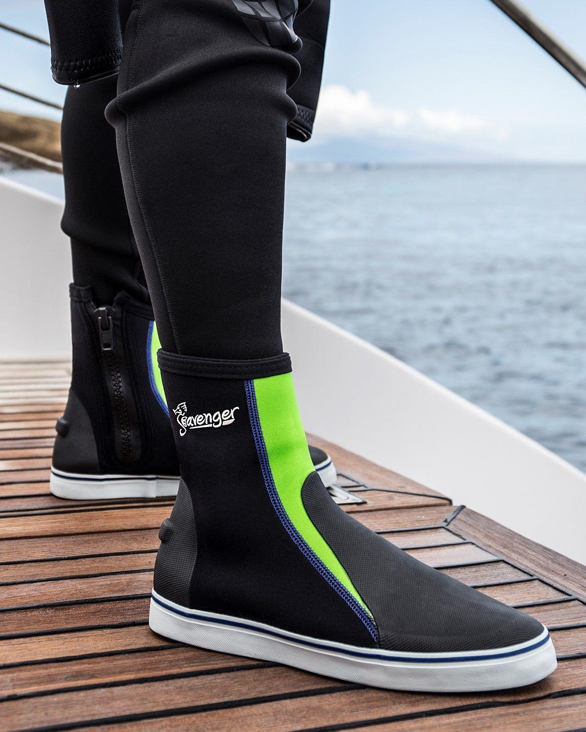 Dive boots, Aqua shoes