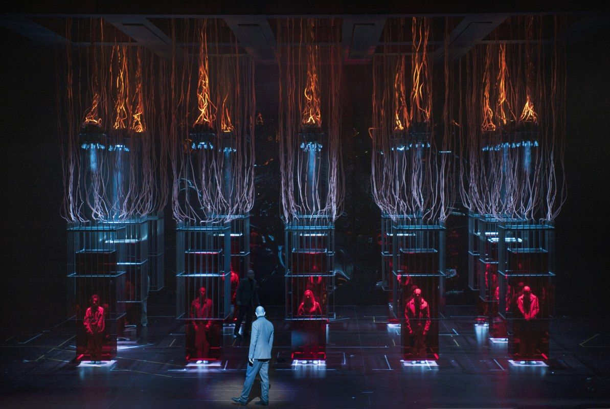 Faust from Opera Nazionale Olandese Amsterdam. Production by Àlex Ollé (La Fura…