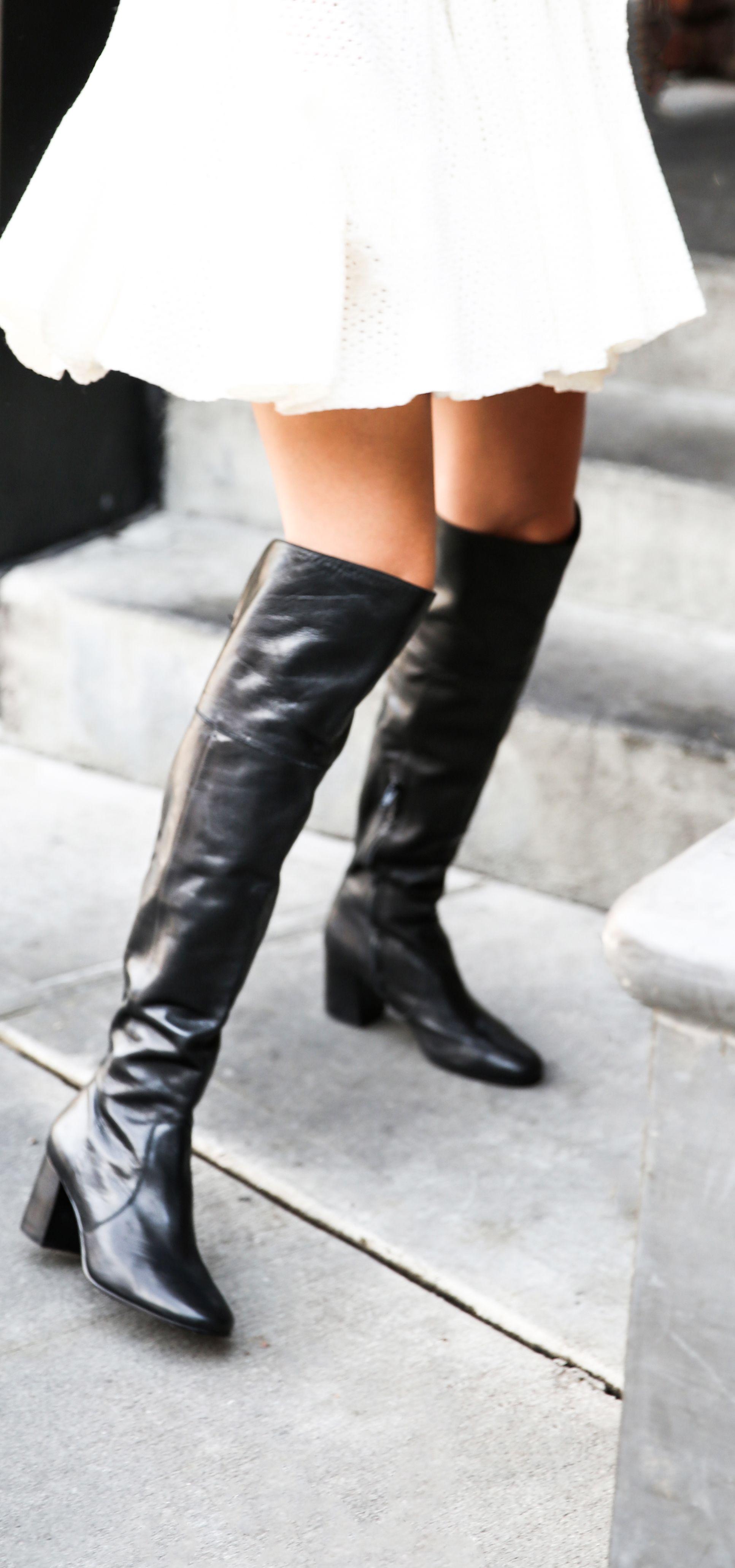 446725b6207 Clara OTK Boots