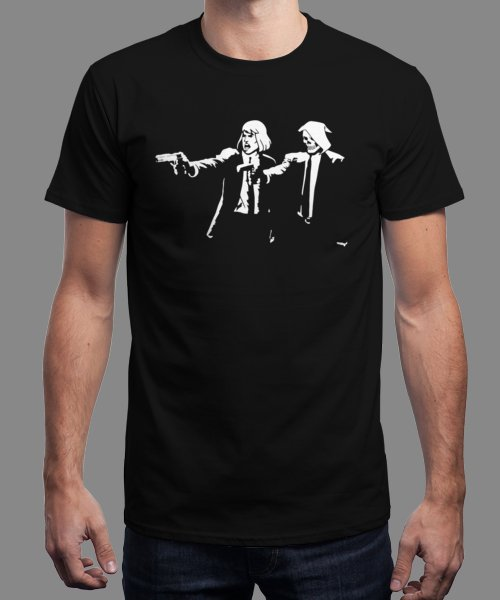 """""""Skelefiction"""" is today's £9/€11/$12 tee for 24 hours only on Pin this for a… 