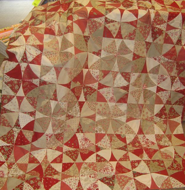 A Gorgeous Array Of Quilts French General Patterns And