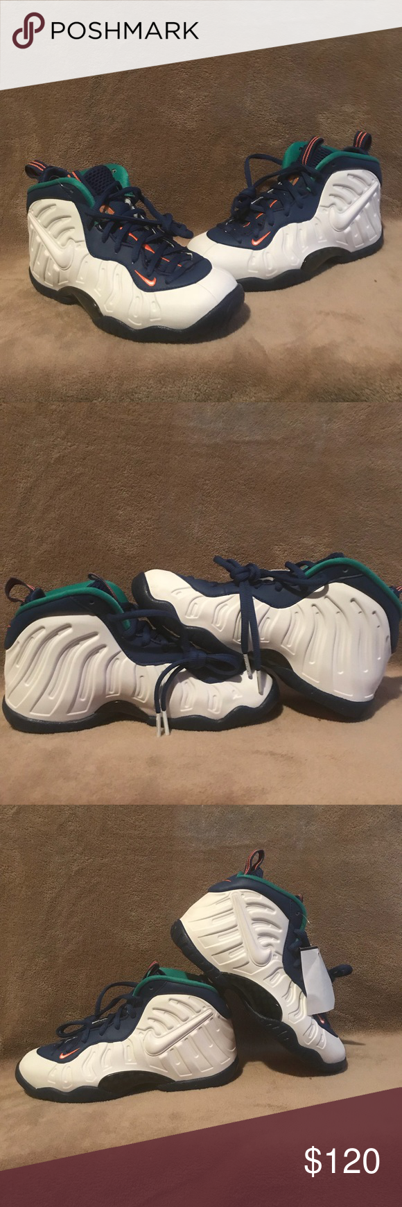 low priced d26b6 0e598 Nike Air foamposite Brand new Nike Air little posite pro GS ...