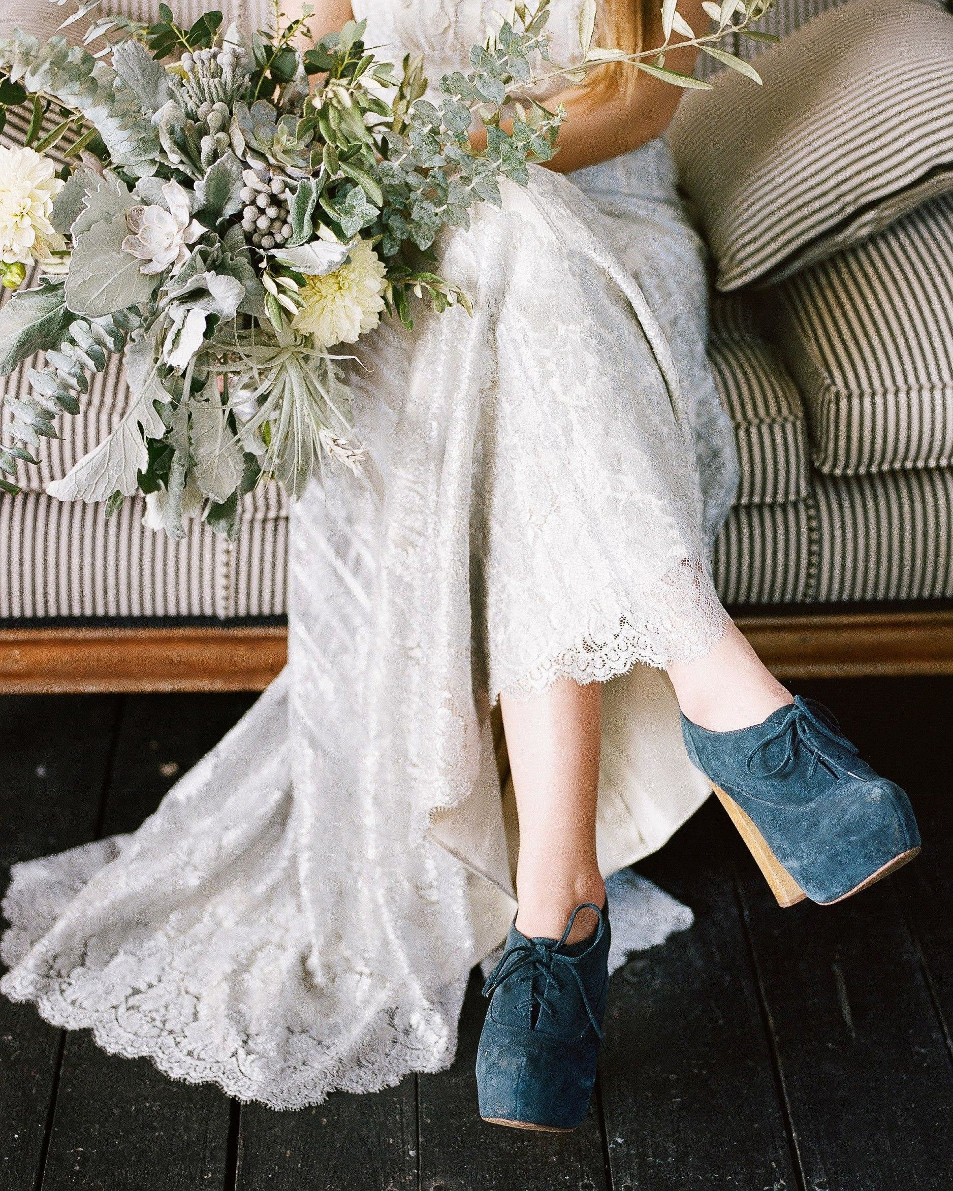 25 Nontraditional Wedding Shoe Ideas From Stylish Brides Weddingshoes Wedd Nontraditional Wedding Dress Nontraditional Wedding Industrial Wedding Inspiration