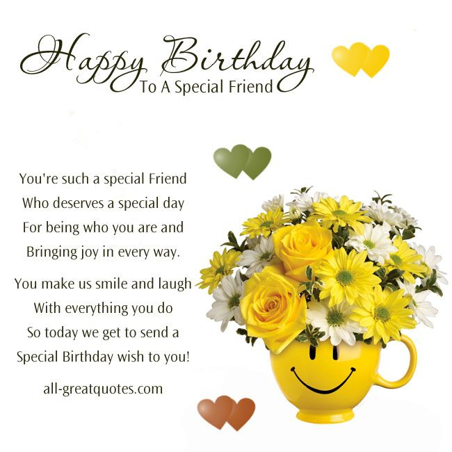 10 Best Happy Birthday Quotes For Your Best Friend Birthday Cards