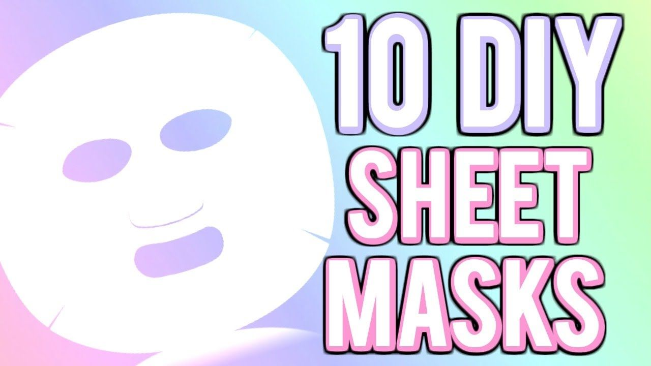10 Diy Sheet Mask Soak How To Condensed Sheet Masks I Taralee
