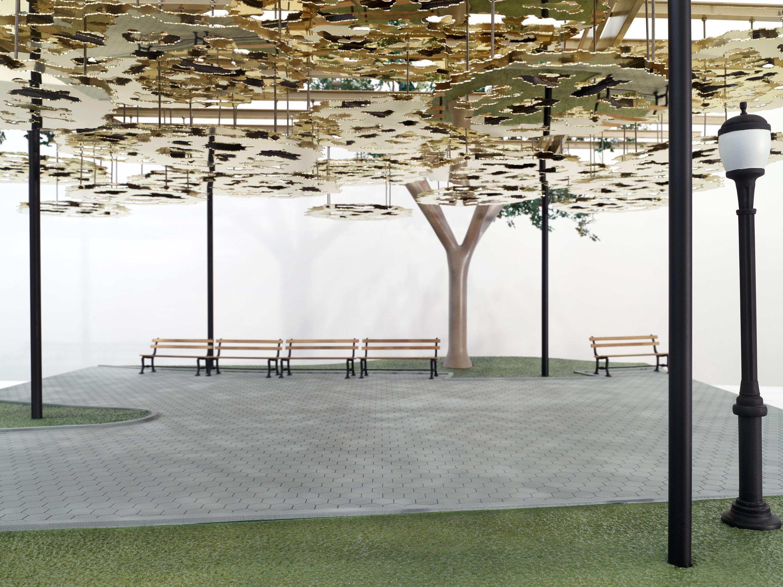 Teresita Fernandez Selected For Madison Square Park Art Park Art Outdoor Art Teresita Fernandez