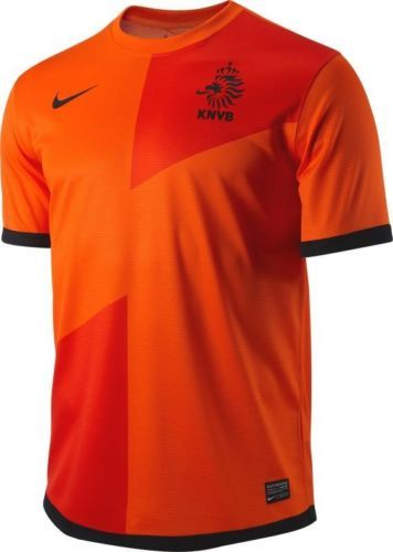 abc43d3f323 Details about Holland Netherlands home adults short sleeved orange ...