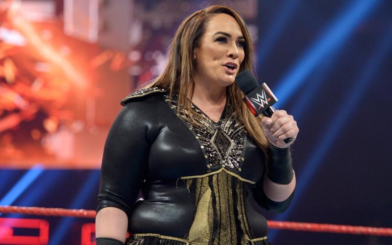 Nia Jax Reveals Why She Challenged Ronda Rousey Nia Jax Wwe Wwe Womens