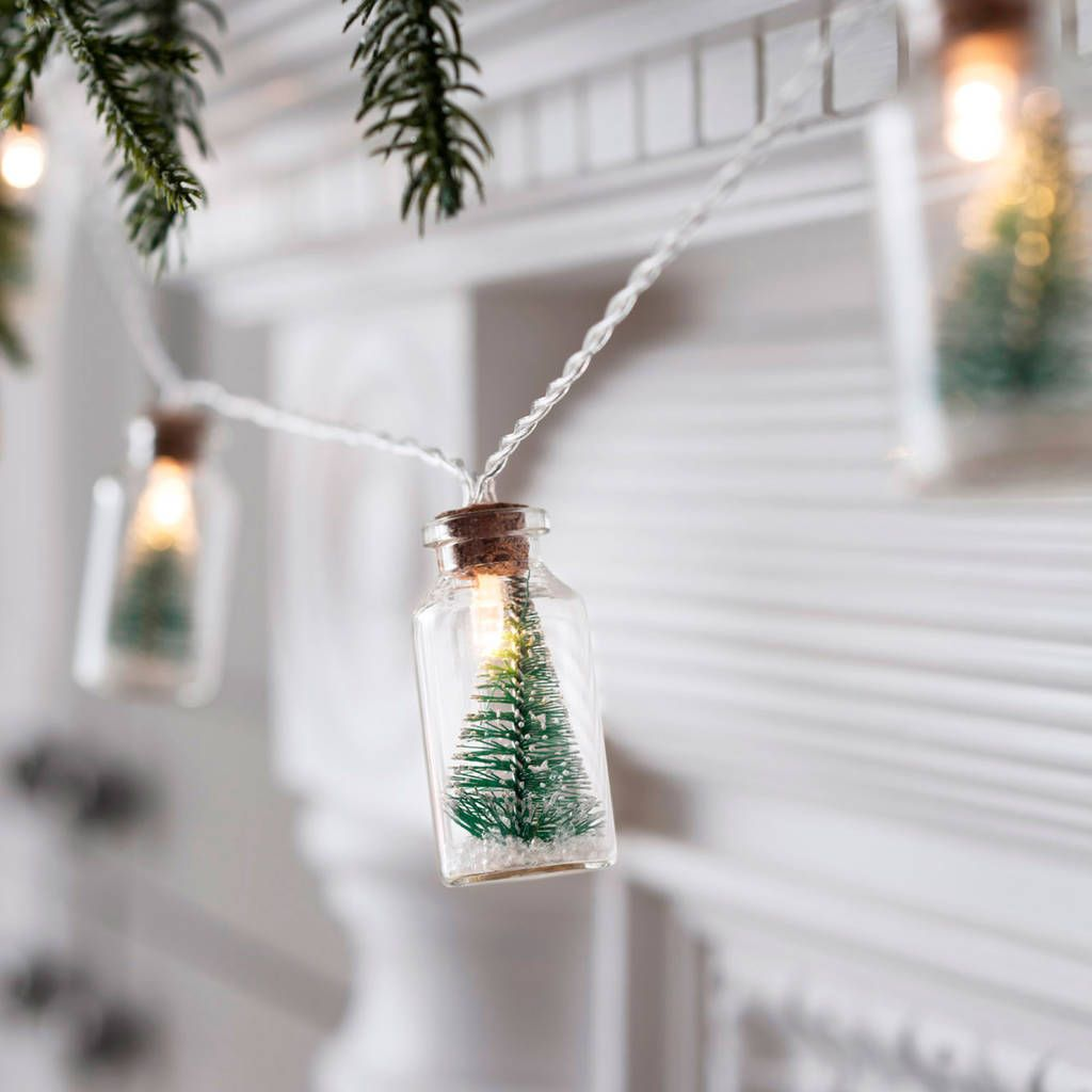 Alladale Apothecary Christmas Lights | Xmas lights, Jar lights and Xmas