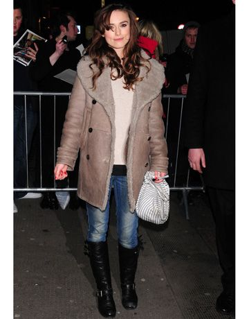 Kiera Knightley and others sport timeless winter staples you should have in your closet, here: