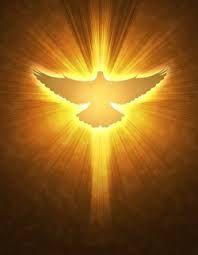 Resultado de imagem para fotos do espirito santo e jesus