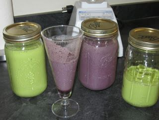 First A Dream: Green Smoothies