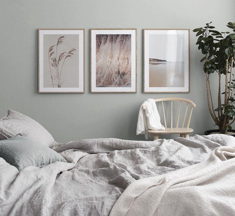 Billedvaeg I Sovevaerelse Indretning Og Plakater Til Sovevaerelset I 2020 Galleri Vaeg Inspirationsvaeg Boligindretning